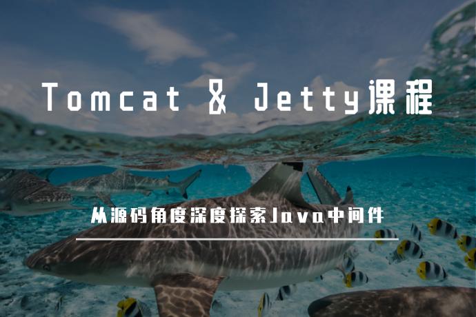Tomcat & Jetty课程-从源码角度深度探索Java中间件