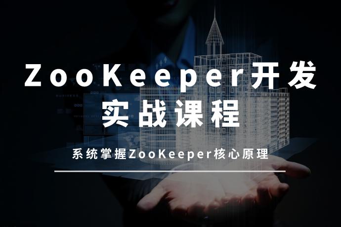 ZooKeeper开发实战课程-系统掌握ZooKeeper核心原理