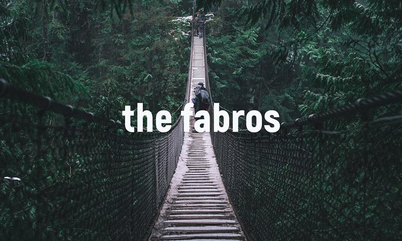 多用途的简约创意Keynote和ppt设计模板——FABROS