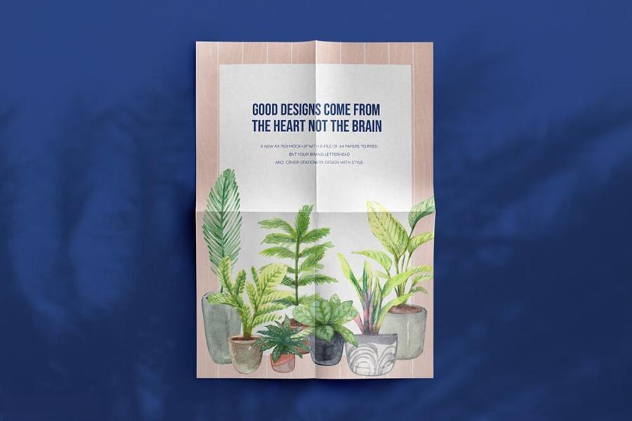 室内植物绿植花卉装饰水彩插画png插画素材插图(2)