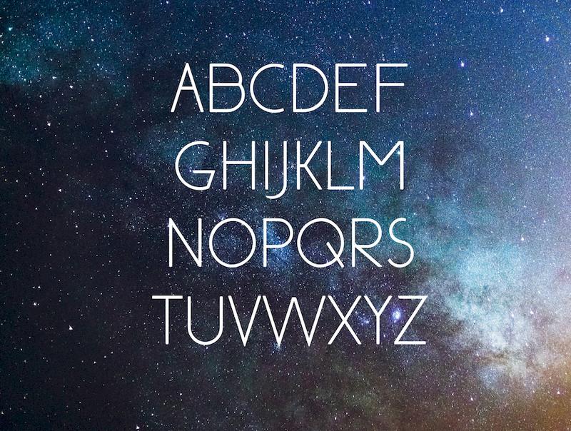 独特的无衬线英文字体Baboon Round插图(5)