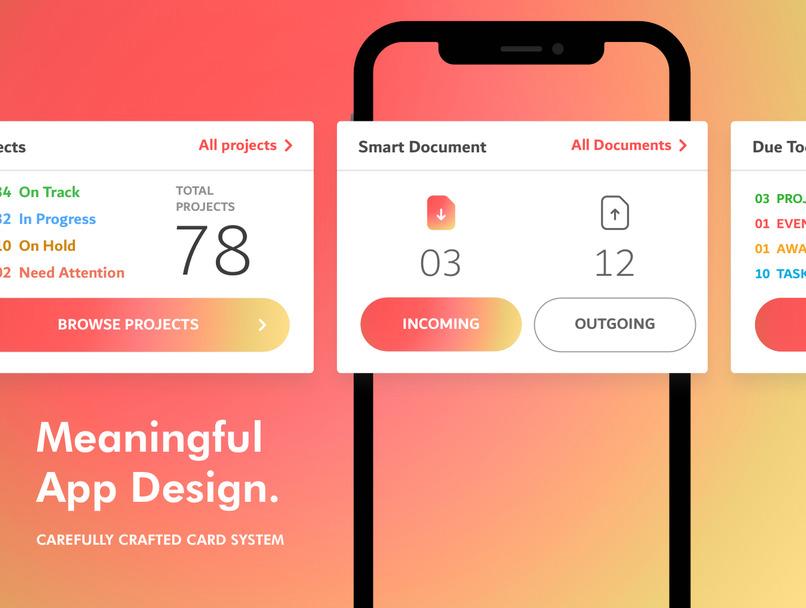 app设计方案展示的keynote模板插图(4)