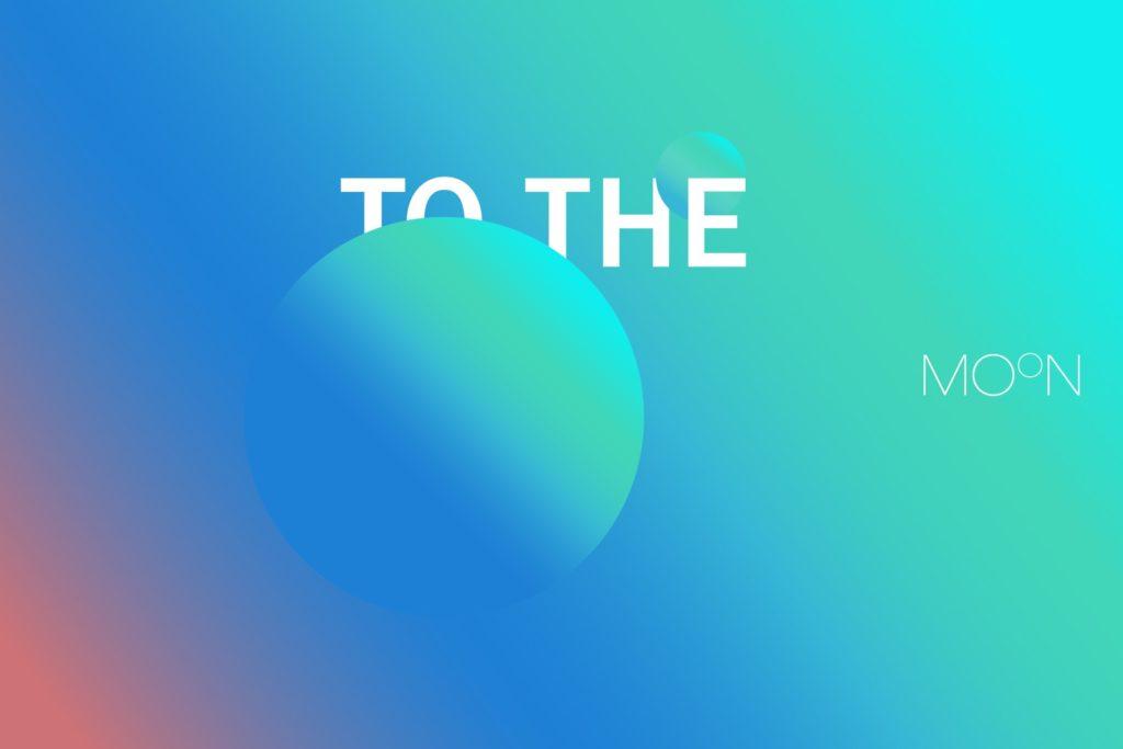 一组精美独特的渐变色平面海报AI设计模板插图(3)
