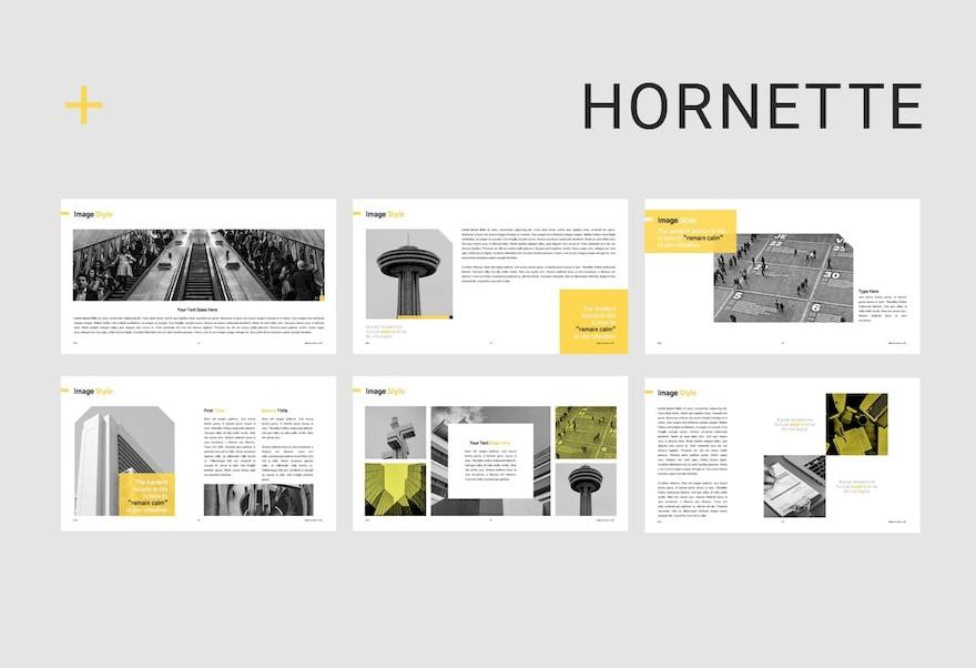 适合摄影设计师的创意ppt模板[PowerPoint/592KB]百度云资源下载插图(5)
