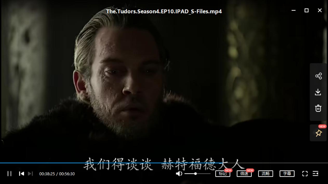 都铎王朝 The Tudors(1-4季)[12.89GB]百度云网盘下载