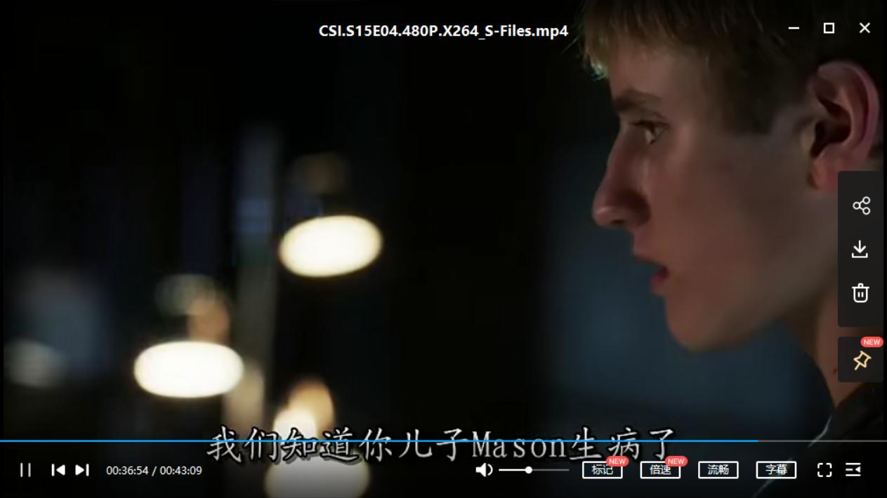 犯罪现场调查 CSI: Crime Scene Investigation 1-15季[186.95GB]百度网盘下载