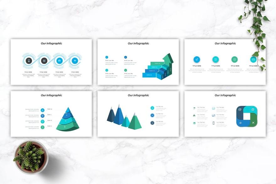 旅游冒险主题PPT模板[PowerPoint/3.6MB]百度网盘下载插图(3)