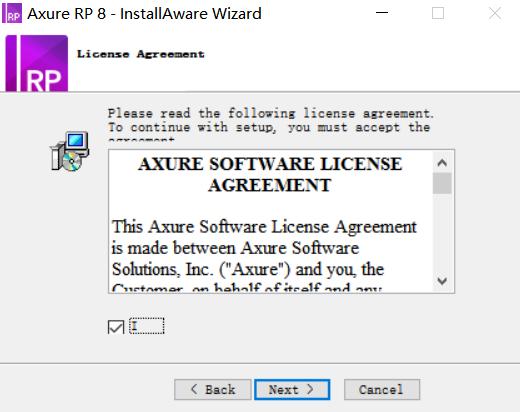 Axure RP 8.0软件安装教程(windows系统)百度网盘下载插图(5)