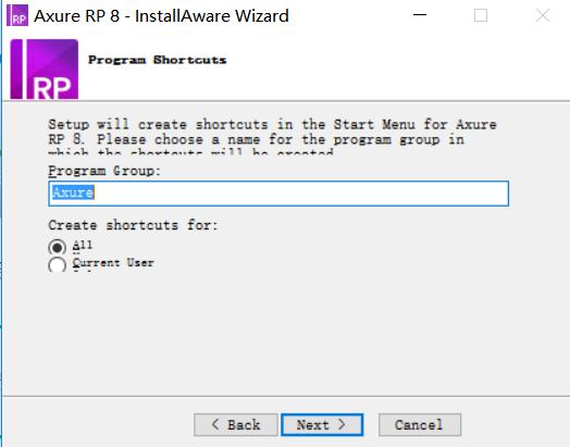 Axure RP 8.0软件安装教程(windows系统)百度网盘下载插图(7)