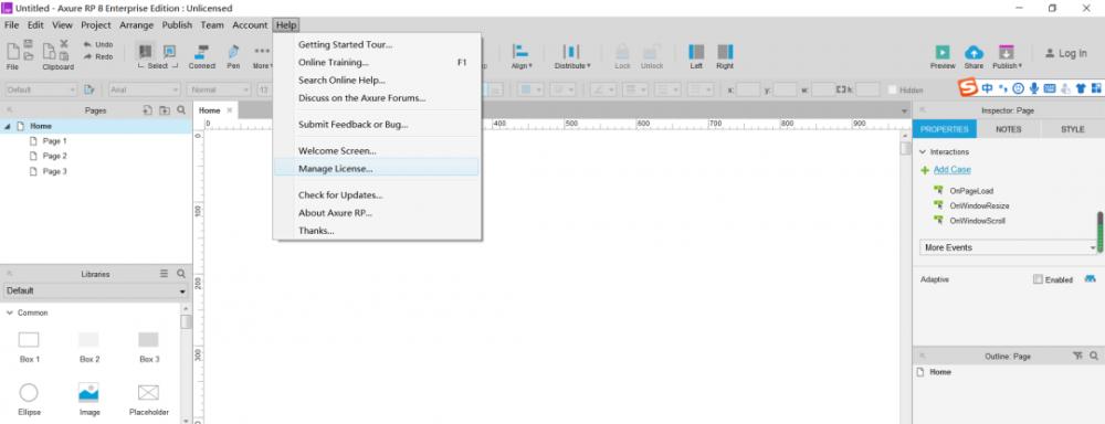 Axure RP 8.0软件安装教程(windows系统)百度网盘下载插图(12)