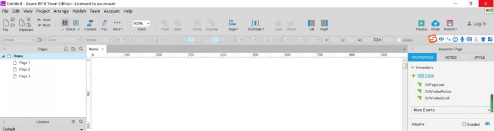 Axure RP 8.0软件安装教程(windows系统)百度网盘下载插图(14)