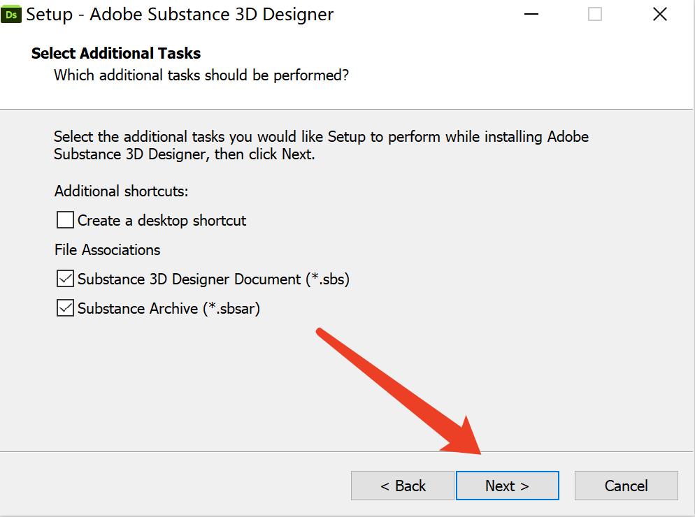 Adobe Substance 3D Stager 安装教程(Win版)百度网盘下载插图(3)