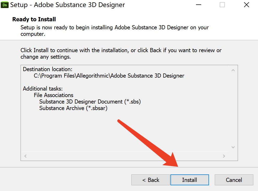 Adobe Substance 3D Stager 安装教程(Win版)百度网盘下载插图(4)
