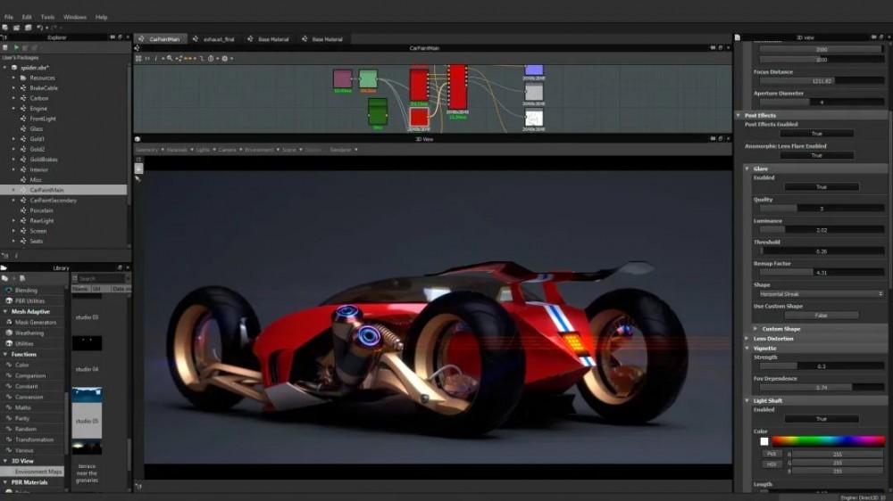 Adobe Substance 3D Stager 安装教程(Win版)百度网盘下载插图(10)