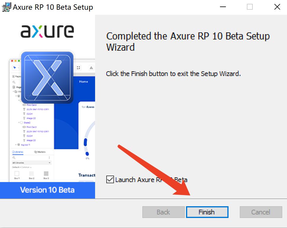 Axure RP 10 介绍及安装教程 (Win版)百度网盘下载插图(7)