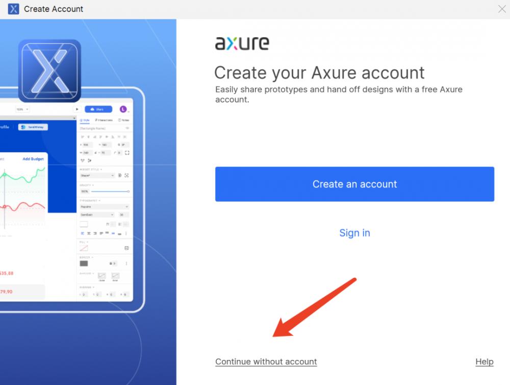 Axure RP 10 介绍及安装教程 (Win版)百度网盘下载插图(8)