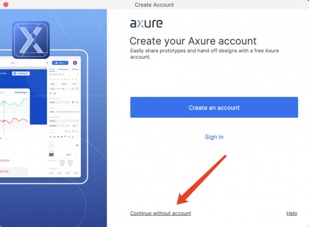 Axure RP 10 介绍及安装教程 (Mac版)百度网盘下载插图(4)