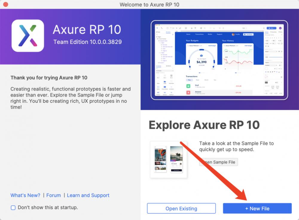 Axure RP 10 介绍及安装教程 (Mac版)百度网盘下载插图(11)