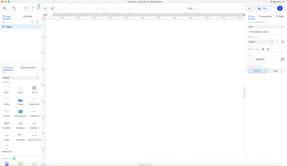 Axure RP 10 介绍及安装教程 (Mac版)百度网盘下载插图(12)