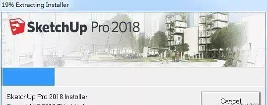 草图大师sketchup 2018 软件介绍及安装教程(Win版)百度网盘下载插图(2)
