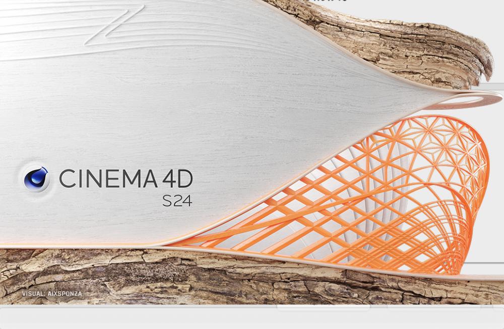 Cinema 4D Studio R24 (c4d) 软件介绍及下载安装(Mac版)