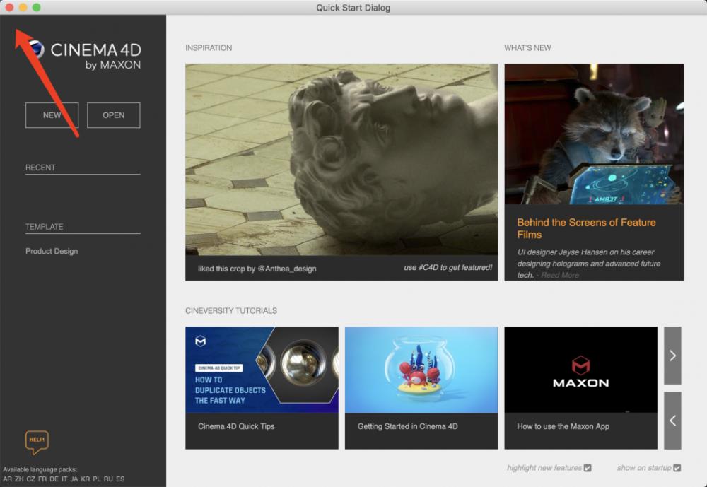 Cinema 4D Studio R24 (c4d) 软件介绍及下载安装(Mac版)插图(16)