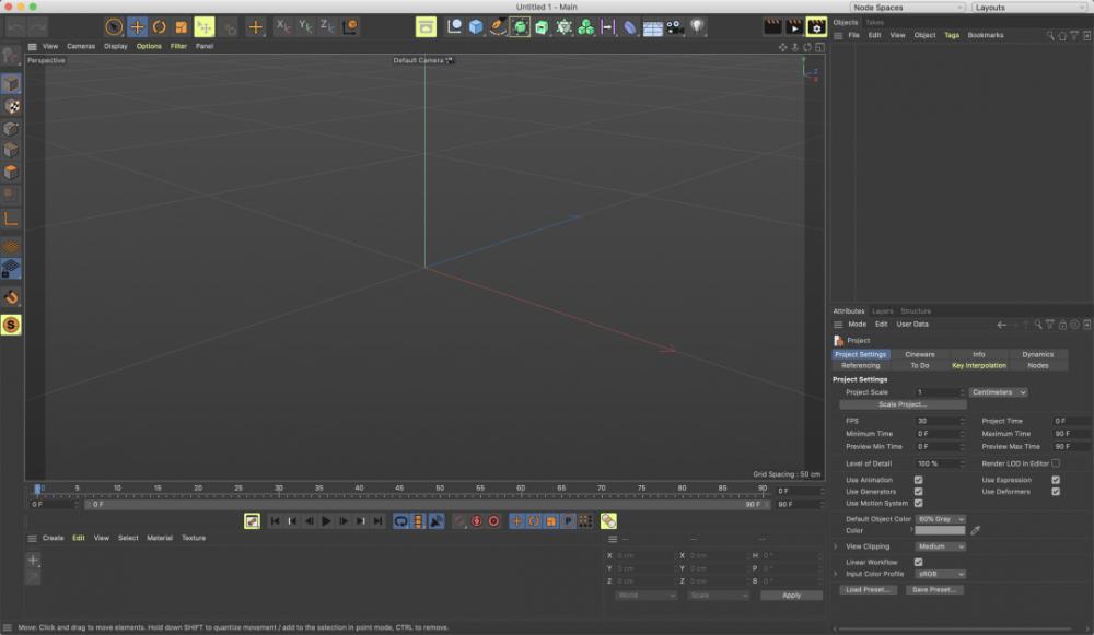 Cinema 4D Studio R24 (c4d) 软件介绍及下载安装(Mac版)插图(17)