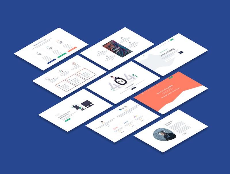 Pixel PRO - Premium Bootstrap 4 UI Kit-3.jpg