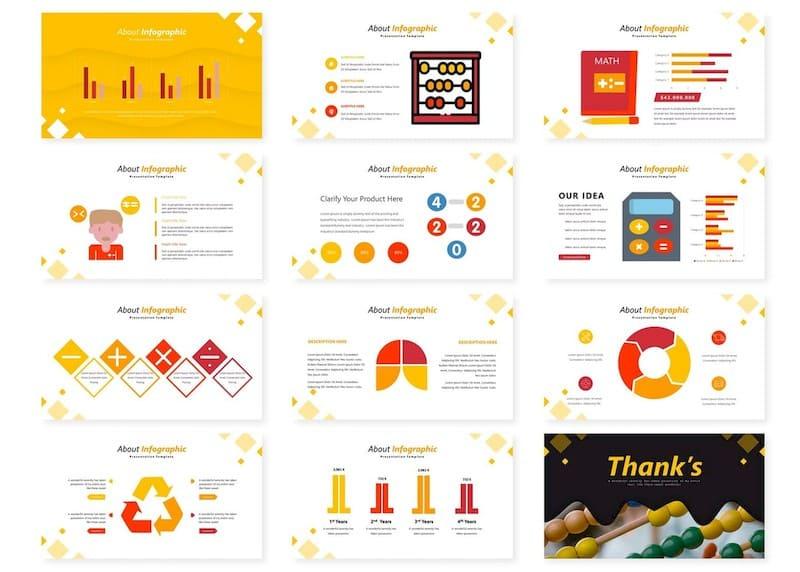 创意时尚的工作汇报ppt模板[PowerPoint/6.5MB]百度网盘下载