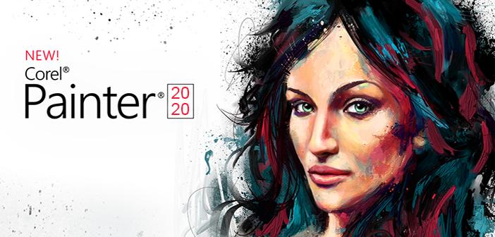 绘画神器 Corel Painter 2020 软件介绍及安装教程(Win版)百度网盘下载