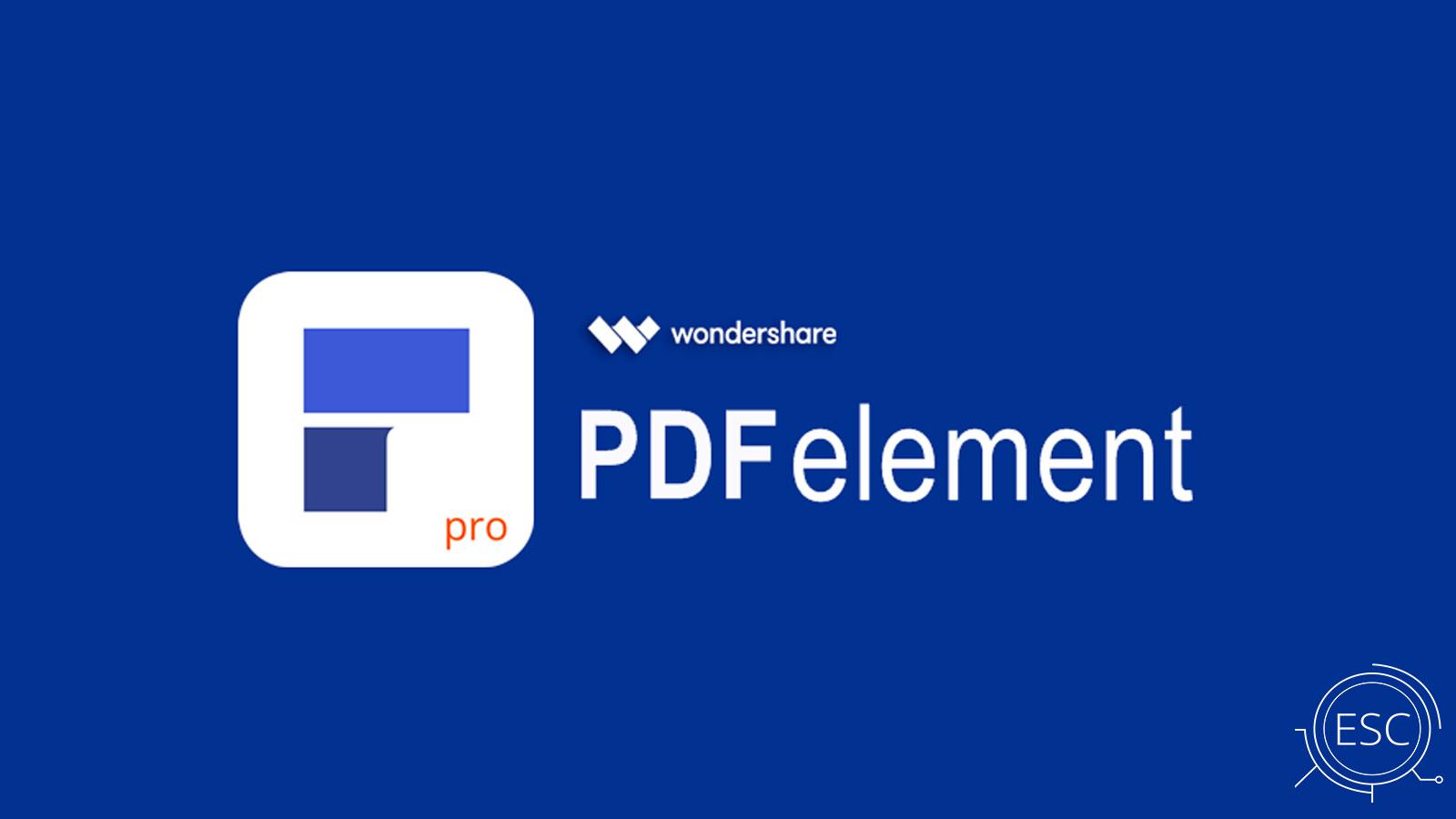 强大的PDF编辑工具 PDFelement Pro 软件安装教程(Mac版)