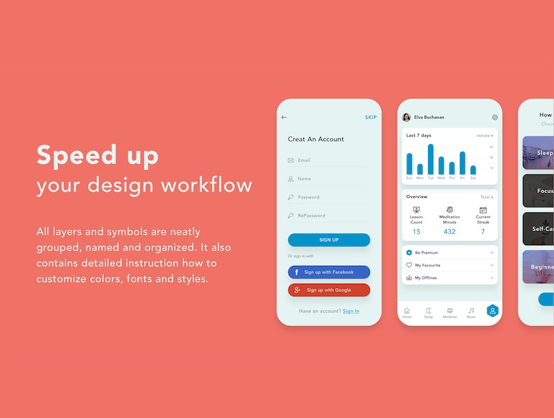 设计精巧的禅定app界面设计模板-Sketch素材-2.jpg