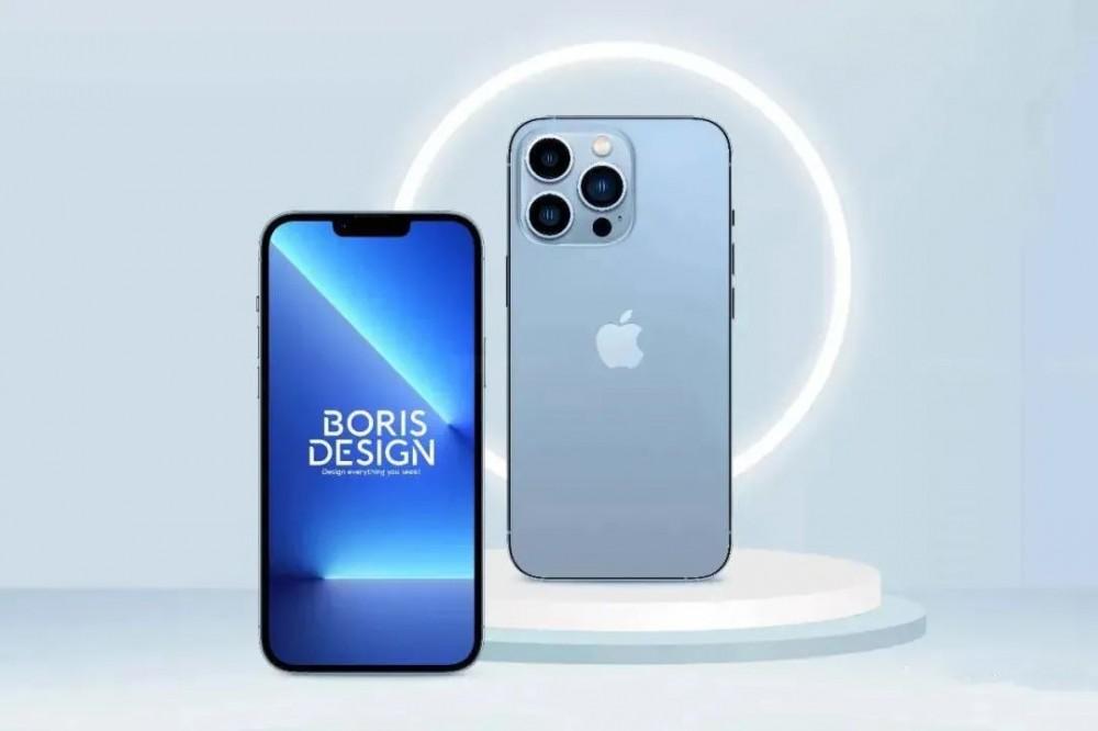 最新的iphone13 pro样机来了!速速用上~插图(3)