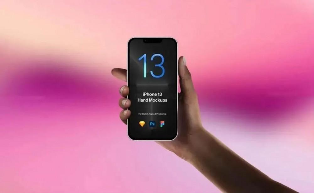 最新的iphone13 pro样机来了!速速用上~插图(7)