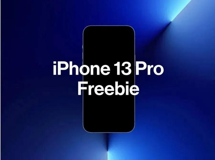 最新的iphone13 pro样机来了!速速用上~插图(8)