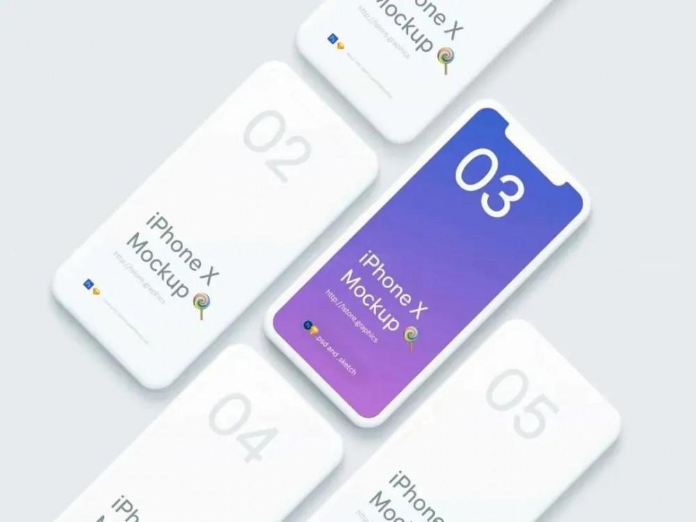 最新的iphone13 pro样机来了!速速用上~插图(10)